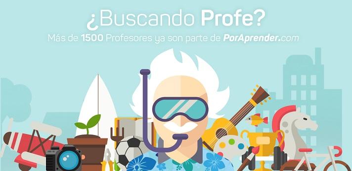 Encontrá tu profesor particular en PorAprender.com ...